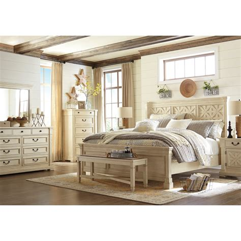 bedroom groups signature design by ashley bolanburg queen bedroom group