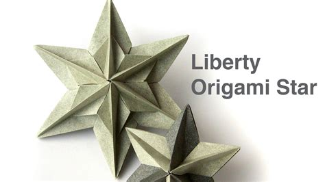 3d origami christmas star tutorial tutorial how to make liberty modular origami star