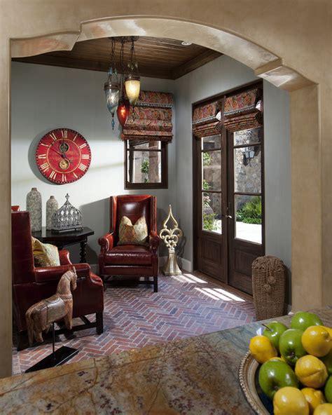 hallmark interior design llc mediterranean living room