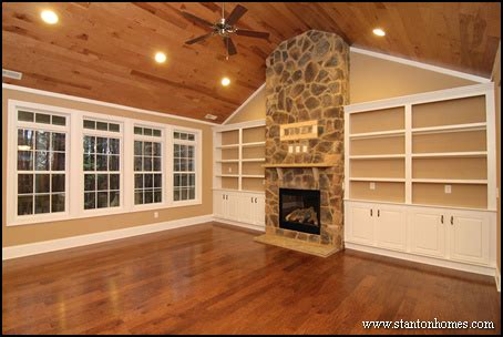 Craftsman Style Built In Cabinets by New Home Building And Design Home Building Tips