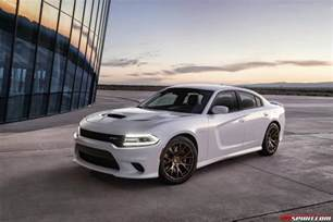 official 2015 dodge charger srt hellcat gtspirit