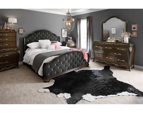 pulaski bedroom suite dark and delicious the anastasia bedroom suite by pulaski