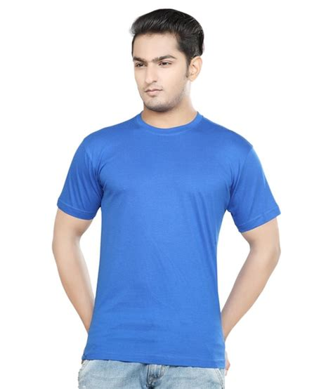 Rh T Shirt rh blue cotton blend t shirt buy rh blue cotton blend t