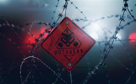 rainbow  siege outbreak   wallpapers hd