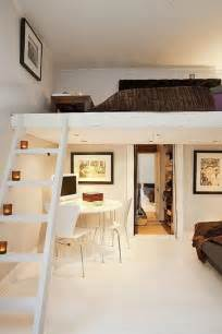Bedroom With Loft | 16 loft beds to make your small space feel bigger brit co
