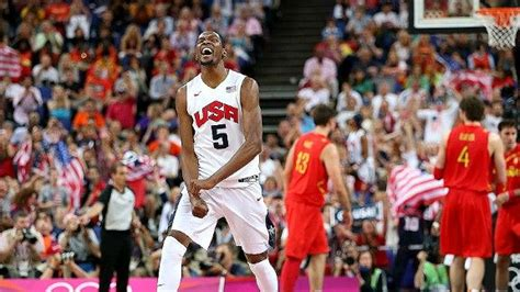 Kevin Durant Usa Pride 3 pointers distinguished team usa durant truehoop espn