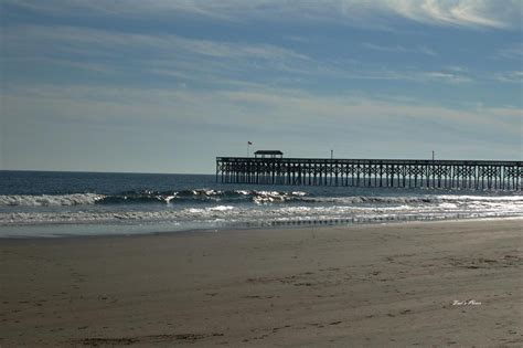 Garden City Sc by Garden City Sc Pier At Folybeach Charleston Sc Photo Picture Image South Carolina At