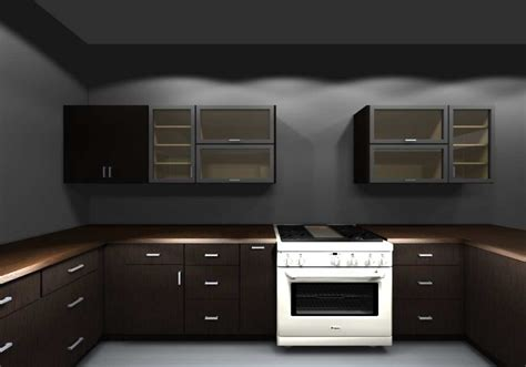 horizontal kitchen wall cabinets gutted walls are the perfect canvas for a new modern ikea