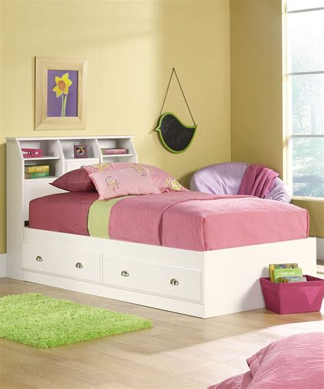 soft white shoal creek four bedroom set