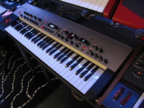 Keyboard Kingkorg kingkorg korg kingkorg audiofanzine