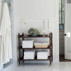 Towel Storage Ideas For Bathroom by Bathroom Towel Storage 12 Creative Inexpensive Ideas