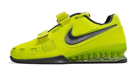 nike weightlifting shoes nike romaleos 2 volt weightlifting shoes volt sequoia