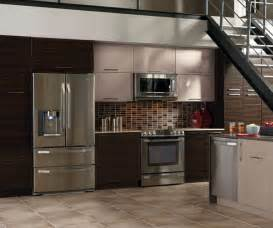 High Kitchen Cabinets high gloss kitchen cabinets in thermofoil a warm yet highly