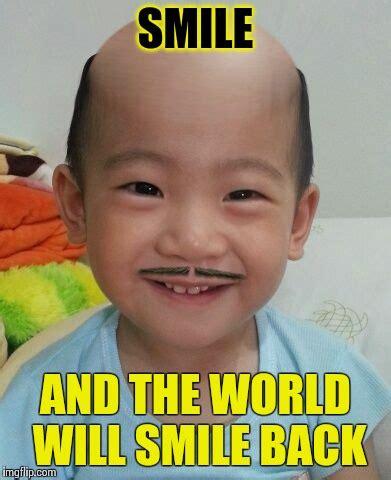 Meme Smile - cute smile imgflip