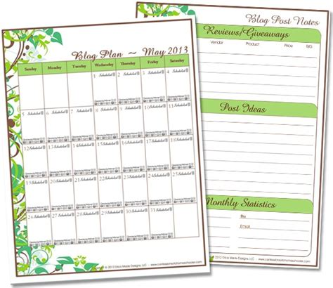 free printable home planner pages 2013 blog planner free printable confessions of a