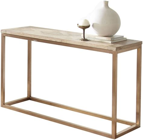 Gino Driftwood Sofa Table From Steve Silver Coleman Driftwood Sofa Table