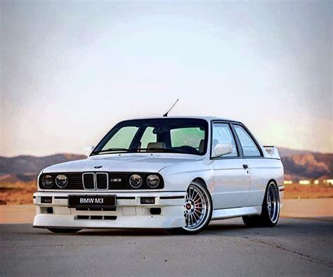Bmw M3 E30 by Bmw E30 M3 Pinteres