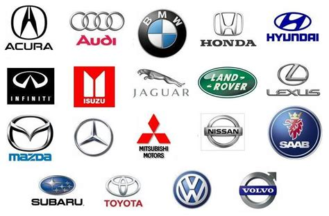 luxury car logos and names pros n cons buying a car from parallel importers