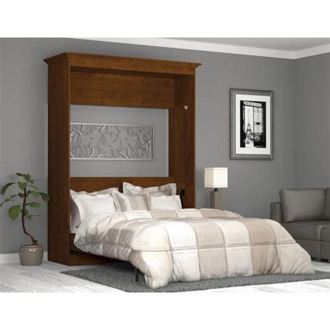 queen size murphy bed pinterest