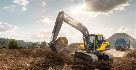 ecd crawler excavators overview volvo construction equipment