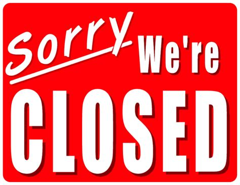 we are closed sign template closed for easter kookateki judo club