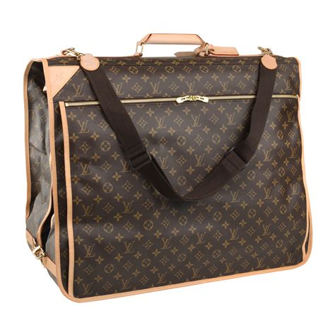 estate louis vuitton monogram garment bag betteridge