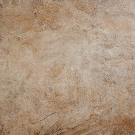 buy style selections 195 194 mesa rust glazed porcelain indoor outdoor wall tile common 6 in x 6 in