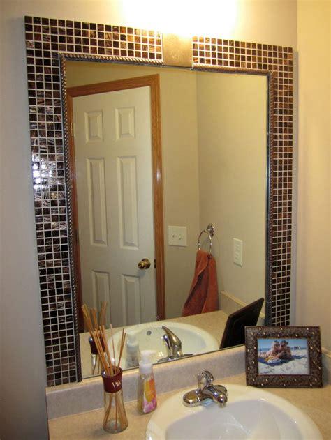 bathroom wall mirror ideas chronos interiors 5 ways to make your bathroom bigger