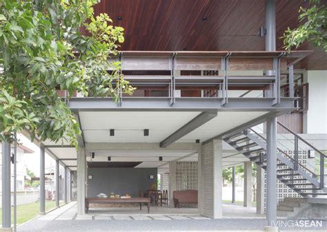 modern home design thailand modern thai house celebrates traditional charm living