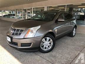 2011 Cadillac Srx Luxury 2011 Cadillac Srx Luxury Collection Awd Luxury Collection