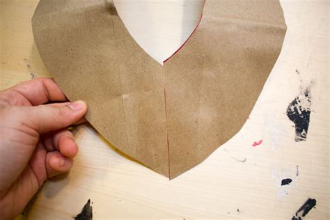 Sash Window Parts How To Make A Brown Paper Bag Sash Crafting A Green World