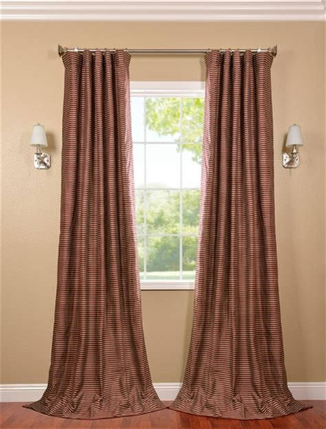 red cotton curtains red gold hand weaved cotton curtain drapes