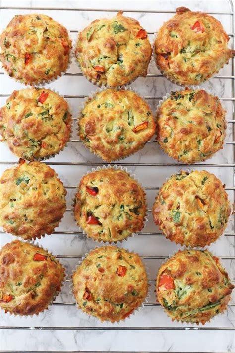 cupcakes salados recetas muffins salados 161 verduras a prueba de peques pequeocio