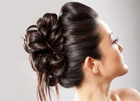 hairstyles for buns indian 6 best trendy bun hairstyles for indian brides