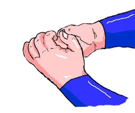mantenga las manos juntas una de las se 241 ales de buceo que