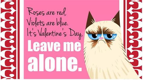 grumpy cat valentines day 18 grumpy cat valentines for your crabby companion