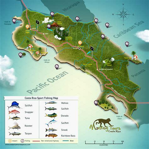 maps costa rica costa rica map where is costa rica