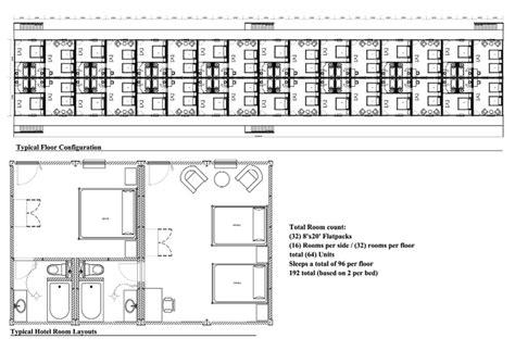motel style plan floor plans motel room