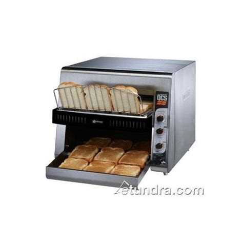 Holman Toaster Holman Qcs3 1000 High Volume Conveyor Toaster 1000 Slices