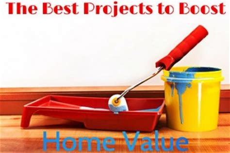 improvements that will boost your home s value