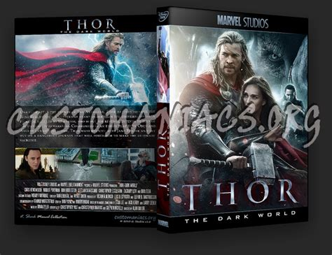 Dvd Original Thor The World Marvel thor world marvel collection dvd cover dvd covers labels by customaniacs id 199515