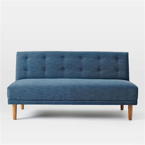 retro sectional rounded retro sectional west elm