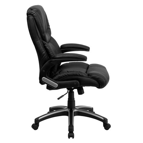 Best Ergonomic Executive Office Chair by Best Heavy Duty High Back Leather Executive Desk Office