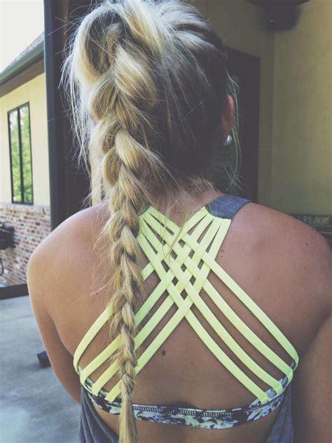 gymnastics hair ideas long hair backward roll 25 best ideas about gym hairstyles on pinterest workout