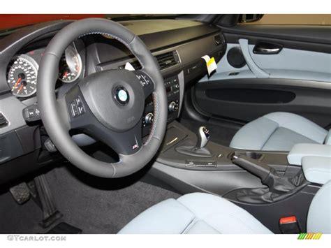 Bmw M3 White Interior by Silver Novillo Leather Interior 2011 Bmw M3 Sedan Photo 42399368 Gtcarlot