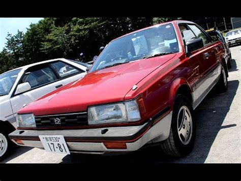 how cars work for dummies 1985 subaru leone regenerative braking 1985 subaru leone スバル レオーネ4wd turbo youtube
