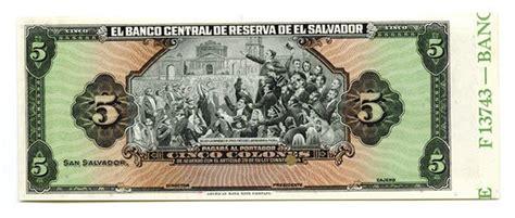banco central de reserva de el salvador banco central de reserva de el salvador nd ca 1964