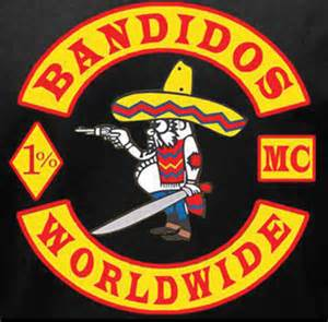 Banditos Of By Their Colours Outlaw Motorcycle Identification