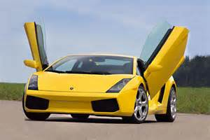 Lamborghini Gallardo With Butterfly Doors Is Installing Lambo Style Doors On A Gallardo Considered