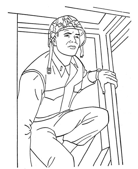 army coloring pages free printable army coloring pages for